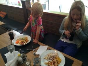 barnvänlig restaurang
