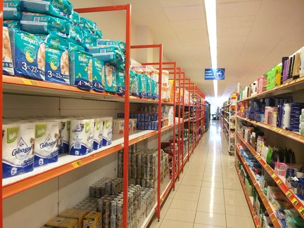 supermarket, Alcudia, mat, äta