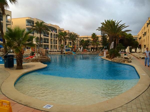 pool, barnpool, familjehotell, barnsemester, Mallorca