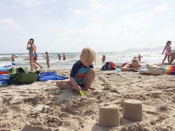 barnsemester, Fritidsresor, Mallorca, familjehotell, Blue Village