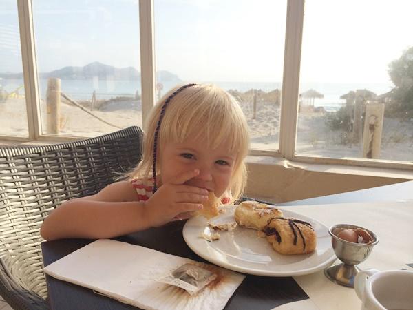 all inclusive, Mallorca, resa, barn, familjehotell