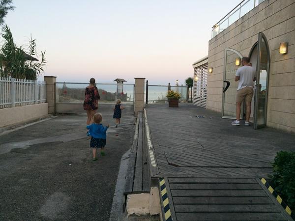 mat, äta, resa, barn, barnsemester, Alcudia, Mallorca